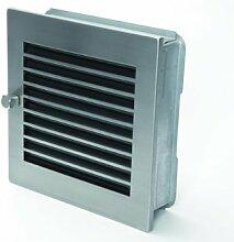 CB-tec wg2515mesm Warmluftigtter Edelstahl modern