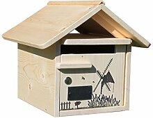 Briefkasten Holz Günstig Online Kaufen Lionshome
