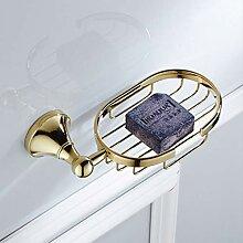 CBXSF Gold Badezimmer Hardware Set Antik Messing