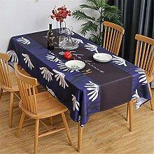 CCBAO Bedruckte Tischdecke Wohnzimmer Tischdecke
