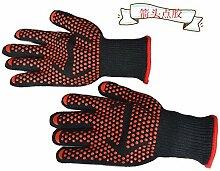 CCCLLL Barbecue Handschuhe,