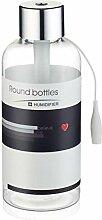 CCCREM Flasche Luftbefeuchter 300ml Mini Verdampfer Portable usb Silent Ultraschall Spray 3 Stunden Auto Shutdown Anwendbare Office Hotel Schule