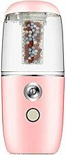 CCCREM Luftbefeuchter 40 ml Mini Auto Negative Ion Spray Schönheit Instrument Usb-lade Ultraschall-reinigung Filter Luft , powder