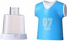CCCREM Neue Mini USB Luftbefeuchter 100ml Fußball Kleidung Modellierung Spray Kreative Geschenk Schule Schlafzimmer , blue