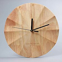 CCDJ Wanduhr Uhr Wanduhren ohne Ticken Lautlos
