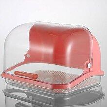 CCF Küche Geschirr Aufbewahrungsbox mit Deckel