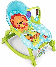 CCFCF Tragbare Babyschaukel, Atmungsaktiver Und
