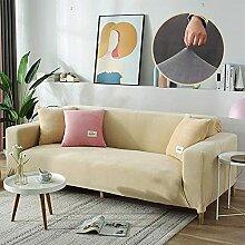 CCHAYE Sofa Slipcover L-förmige Sofa-Abdeckung