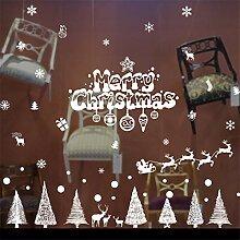 Cchpfcc 130 * 110 Cm Frohe Weihnachten Shopwindow