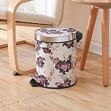 CCJW Fuß Mülleimer, Küchenflügel Kunststoff