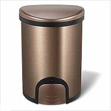 CCJW Home Edelstahl Mülleimer Smart Sensor für