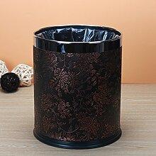 CCJW Küche Mülleimer, Wohnzimmer Einfaches Leder