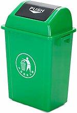 CCJW Mülleimer Kunststoff Mülleimer, Küche