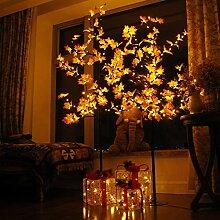 CCLIFE LED Ahorn Baum 150 180 cm innen Außen