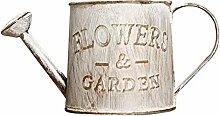 CCMOO Metall Handwerk Bewässerung Blumenschmuck