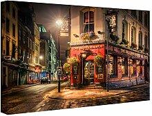 CCRETROILUMINADOS Leuchtbild Stadt von London mit