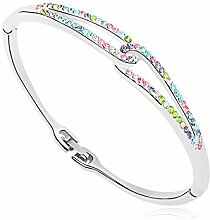 ccxx Frauen Armband Kreuz Diamant