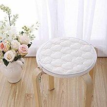 CCYYJJ Runde Sitzkissen, Sitzkissen Stuhl Kissen