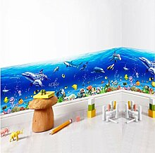 Cczxfcc Entfernbare Wandaufkleber Unterwasserwelt