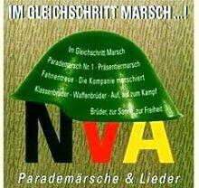CD Im Gleichschritt Marsch NVA | GRATIS DDR Geschenkkarte | DDR Produkte | Geschenkidee für alle Ostalgiker aus Ostdeutschland | Ossi Produkte