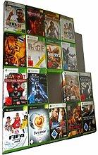 CD-Wall Wandregal für 20 Xbox Spiele Cover -