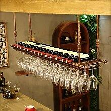 CDBL Bar Suspension Bartheke Weinregal Restaurant