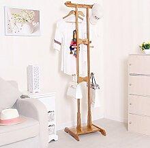 Cdbl Eisenbekleidung Regale Einfache Garderobe einfache moderne kreative Kleidung Regal Schlafzimmer Stock Kleiderbügel hochwertige Kleiderbügel Kleiderhaken