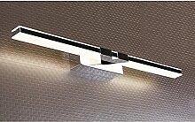 cdbl-Schminkspiegel Spiegel-vordere Lichter, Badezimmer-Lichter, Badezimmer moderne einfache Spiegel-Kabinett-Lichter, wasserdichte Feuchtigkeitsspiegel-Kabinett-Lichter Spiegelfrontlicht ( größe : 14w71cm )