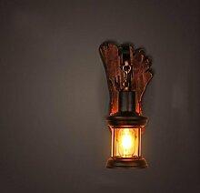 cdbl-Wandlampe LOFT retro industriellen wind