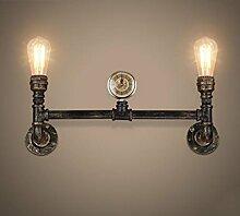 cdbl-Wandlampe Loft Retro Wandleuchte/Schlafzimmer