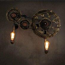 cdbl-Wandlampe Wände Lampen Industrie Wind Gang