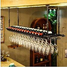 CDBL Weinregale Wein Glashalter,Wein Glas Rack,