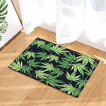 cdhbh Vector Pflanze Decor Cannabis Marihuana