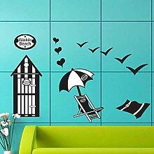 CDNY Strand Wohnzimmer Schlafzimmer Sofa