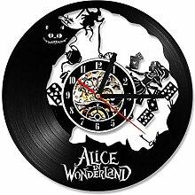 CDNY Uhr Vinylplatte Wanduhr modernes Design