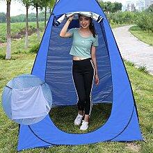CDZNIU Outdoor Camping WC Zelt, wasserdichte