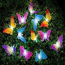 Ceanfly Solarbetrieben Wasserdicht Schmetterling