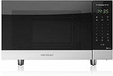 Cecotec Pro Clean 6110 Inox Mikrowelle 800 W Grill
