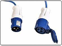 CEE Verlängerungskabel 3 - polig 16 A / 230 V