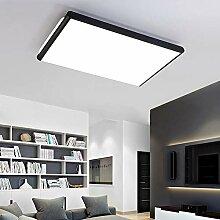 Ceiling Light LED Simple Modern Square Acryl-Lampe