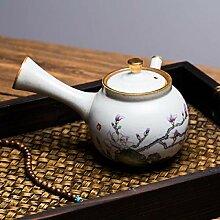 Celadon Zisha Ceramics China Teekanne Porzellan
