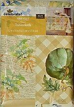 Celebrate! Harvest Tischdecke, Vinyl,