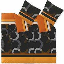 Microfaser Fleece Bettwäsche 155x220 Günstig Online Bestellen