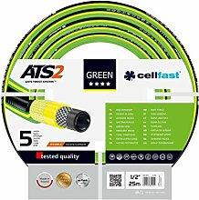Cellfast Green Gartenschlauch, Grün, 38x38x8 cm