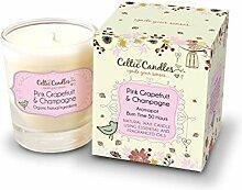 Celtic Kerzen Aroma Topf Becher 20cl Pink Grape