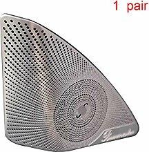 Centeraly 1 Paar Audio Lautsprecher Abdeckung