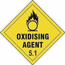 Centurion RS4252.10 Etiketten, Oxidationsmittel,
