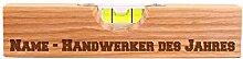 Cera & Toys® Mini Wasserwaage - Handwerker des