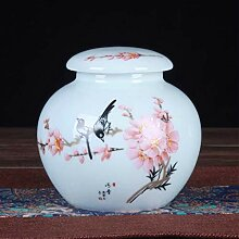 Ceramic Tea Caddy Kleine Keramik Sealed Storage
