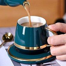 Ceramic Tea Cup Set Kaffeetassen Und Untertasse